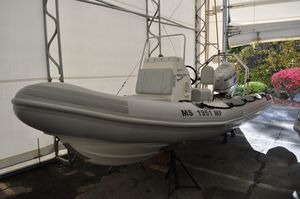 Used Ribcraft 5.85 Commercial Boat For Sale