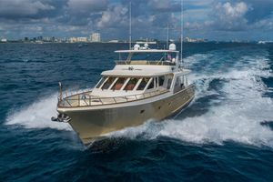Used Offshore Yachts 72 Trawler Boat For Sale