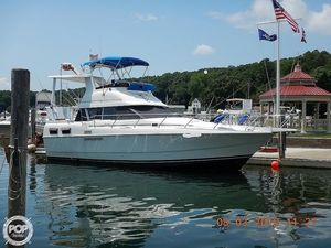 Used Silverton 34 Convertible Aft Cabin Aft Cabin Boat For Sale