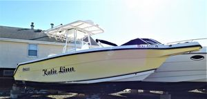 Used Angler 2700 CC2700 CC Center Console Fishing Boat For Sale