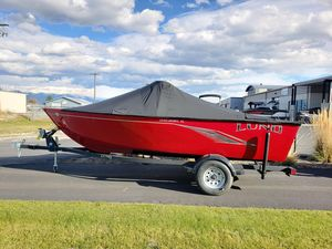 New Lund 1650 Rebel XL Sport1650 Rebel XL Sport Aluminum Fishing Boat For Sale