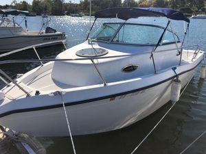 Used Striper 2100 WAC Center Console Fishing Boat For Sale