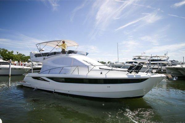 Used Galeon 420 Flybridge Boat For Sale