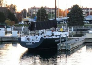 Used Carroll Marine N/M 43 Racer and Cruiser Sailboat For Sale