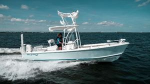 Used Albury Brothers 23 Center Console Fishing Boat For Sale