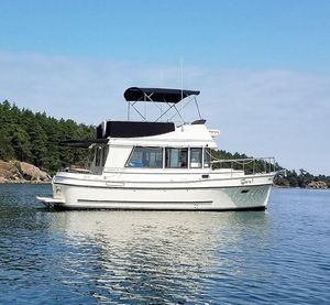 Used Camano Troll 31 Troller Fishing Boat For Sale