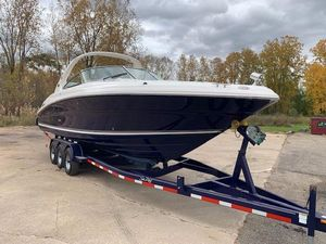Used Sea Ray Select Bowrider Boat For Sale