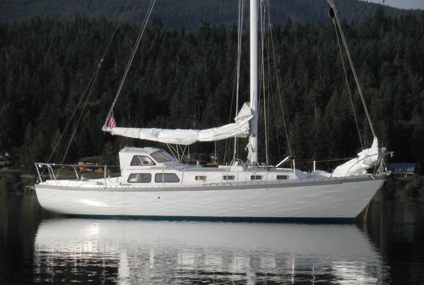 Used Cascade Cutter Sailboat For Sale