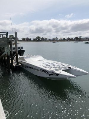 Used Ocean Express 48 Super Cat High Performance Boat For Sale