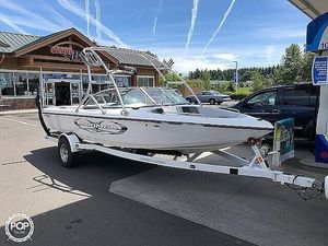 Used Moomba Outback 21 Ski and Wakeboard Boat For Sale