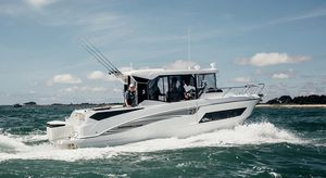 New Barracuda 27 OB Center Console Fishing Boat For Sale