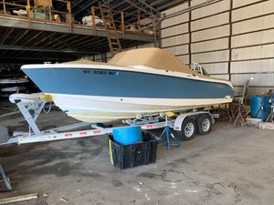 Used Edgewater 205 CX High Performance Boat For Sale