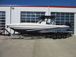 Used Sunsation 32 CCX Center Console Fishing Boat For Sale