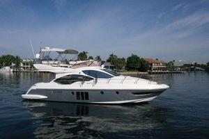 Used Azimut Motor Yacht Flybridge Motor Yacht For Sale