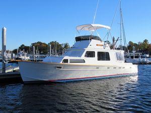 Used Huckins Sedan Cruiser Boat For Sale