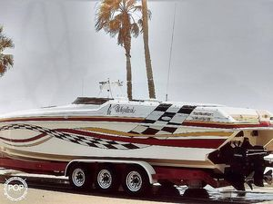 Used Sleekcraft Heritage 34 High Performance Boat For Sale