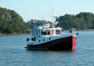 Used Great Harbour N37 Trawler Boat For Sale