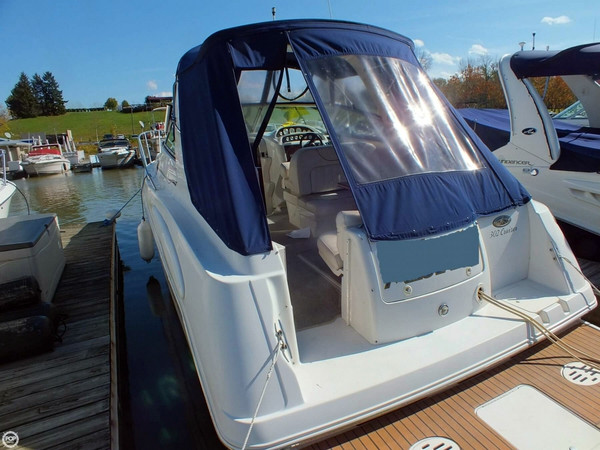 Used Monterey 302 Cruiser Express Cruiser Boat For Sale