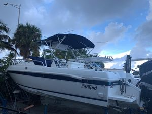 Used Intrepid 339 Walkaround Center Console Fishing Boat For Sale