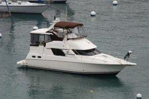 Used Silverton 392 Motoryacht Motor Yacht For Sale