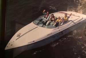 Used Baja 302 Boss Cuddy Cabin Boat For Sale