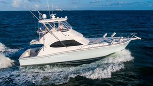 Used Riviera 42' Flybridge Motoryacht Flybridge Boat For Sale