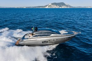 Used Pershing 62' High Performance Boat For Sale