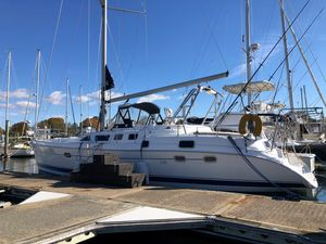 Used Hunter 456 Cutter Sailboat For Sale