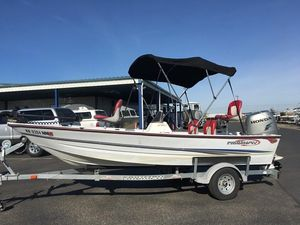 Used Triumph 170 Bass170 Bass Saltwater Fishing Boat For Sale