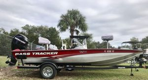 Used Tracker Pro Team 175 TXWPro Team 175 TXW Aluminum Fishing Boat For Sale