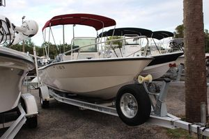 Used Key West 1900 Sportsman1900 Sportsman Center Console Fishing Boat For Sale