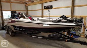 Used Triton TR196 Bass Boat For Sale