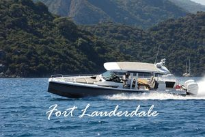 New Axopar 37 Sun Top37 Sun Top Center Console Fishing Boat For Sale