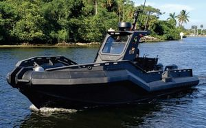 New Dgs Defense 28 Monster28 Monster Center Console Fishing Boat For Sale