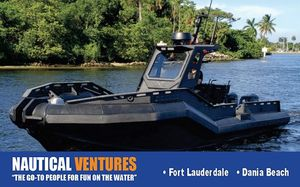 New Dgs Defense Monster 28Monster 28 Center Console Fishing Boat For Sale