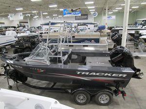 Used Tracker Targa V-18 ComboTarga V-18 Combo Freshwater Fishing Boat For Sale