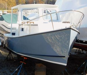 New Seaway 24 Hardtop Downeast Fishing Boat For Sale
