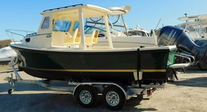 New Eastern 22 SISU Hardtop Cuddy Cabin Boat For Sale
