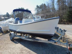 New Eastern 20' Center Console Center Console Fishing Boat For Sale