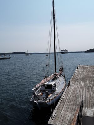 Used Concordia 31 Cruiser Sailboat For Sale