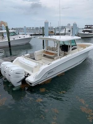 Used Boston Whaler 380 Center Console Fishing Boat For Sale