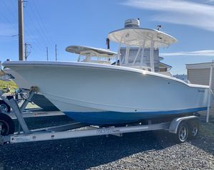 Used Tidewater 230CC Adventure230CC Adventure Center Console Fishing Boat For Sale