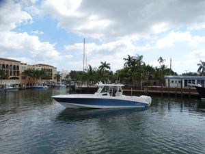 Used Boston Whaler 370 Cruiser Boat For Sale