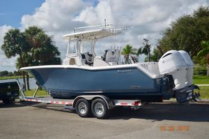 Used Tidewater 28 cc28 cc Center Console Fishing Boat For Sale