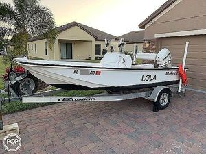 Used Mckee Craft 16 CC Center Console Fishing Boat For Sale