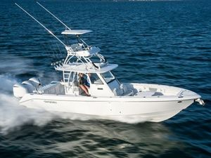 New Everglades 355CC355CC Center Console Fishing Boat For Sale