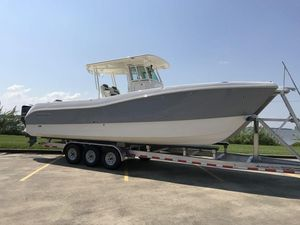 New World Cat 320CC320CC Center Console Fishing Boat For Sale