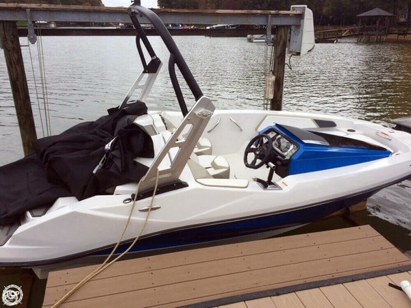Used Scarab 165 HO Jet Boat For Sale