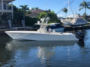 Used Seavee 3939 Center Console Fishing Boat For Sale