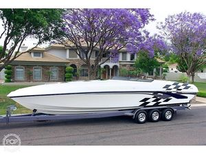 Used Sleekcraft HERITAGE 34/OS High Performance Boat For Sale
